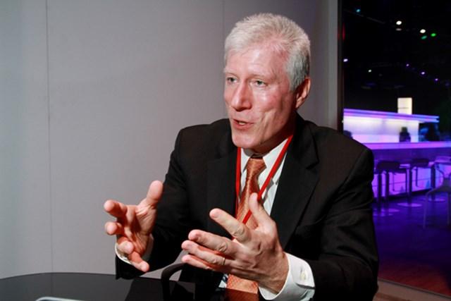 テーラーメイド開発の責任者であるブノア・ビンセント氏に突撃インタビュー