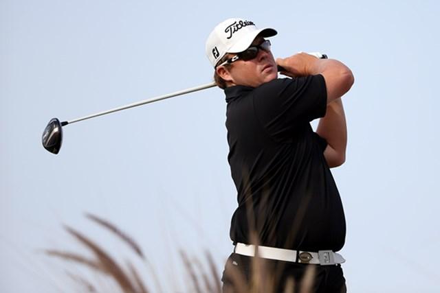 地元南アフリカで優勝を狙うジョージ・クッツェー(Getty Images)