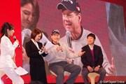 2013年 ジャパンゴルフフェア トム・ワトソン