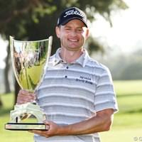 優勝したのは地元UCLA出身のメリック 2013年 ノーザントラストオープン 最終日 ジョン・メリック