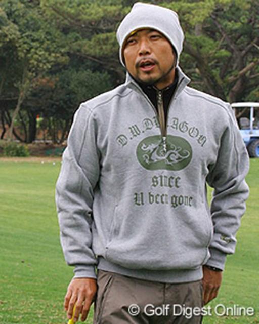 2009年 マスターズ 事前 片山晋呉