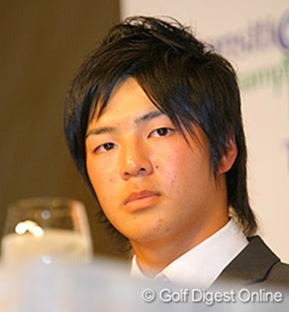 2009年 マスターズ 事前 石川遼