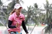 2013年 HSBC女子チャンピオンズ ファトラム・ポルナノン