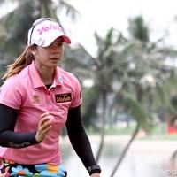 アリヤに負けていられないわ! 2013年 HSBC女子チャンピオンズ ファトラム・ポルナノン