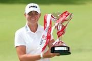 2013年 HSBC女子チャンピオンズ 最終日 ステーシー・ルイス
