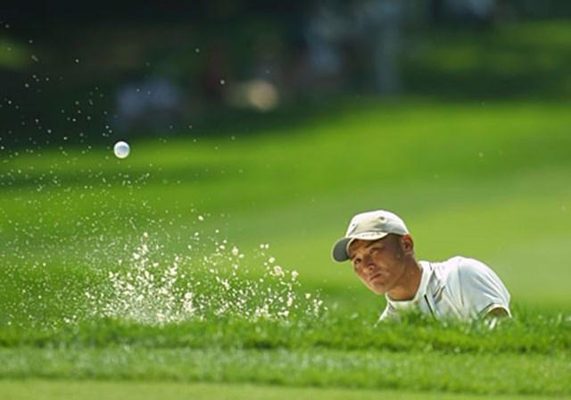 2003年 全米プロゴルフ選手権 2日目 丸山茂樹 丸山茂樹(写真/BEYONDSHIP)