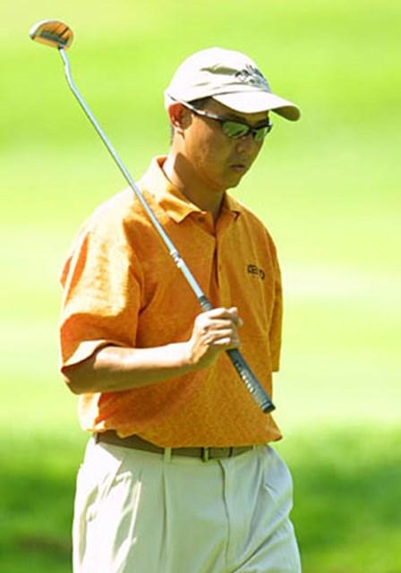 2003年 全米プロゴルフ選手権 2日目 谷口徹 谷口徹(写真/BEYONDSHIP)