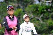 2013年 ダイキンオーキッドレディスゴルフトーナメント 最終日  横峯さくら&森田理香子