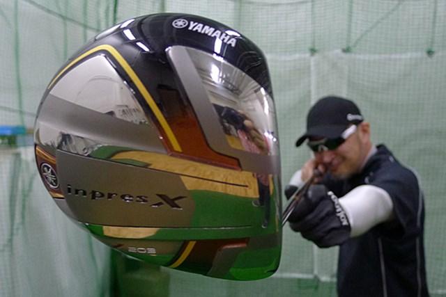 アベレージゴルファーにやさしい「ヤマハ インプレスX Z203 ドライバー」を徹底検証