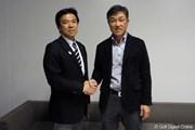 2013年 アジアシリーズ 山中博史JGTO専務理事 佐藤信人