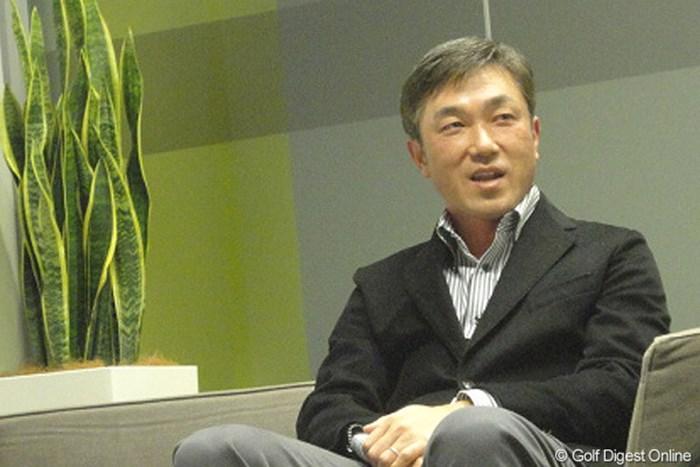 約10年前に欧州ツアーに挑戦した佐藤信人は海外での経験がプレーヤーをタフにすると確信している。 2013年 アジアシリーズ 佐藤信人