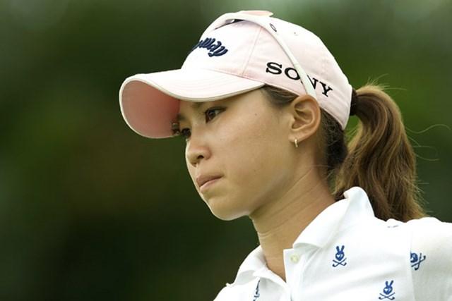 HSBC女子チャンピオンズ最終日 18位という成績にも、反省ばかりが口に出た上田桃子
