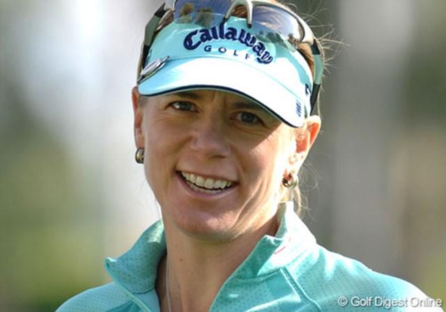 2007年 クラフトナビスコチャンピオンシップ 事前情報 アニカ・ソレンスタム 年間グランドスラムに向け大事な初戦!アニカ・ソレンスタムの仕上がりは!?