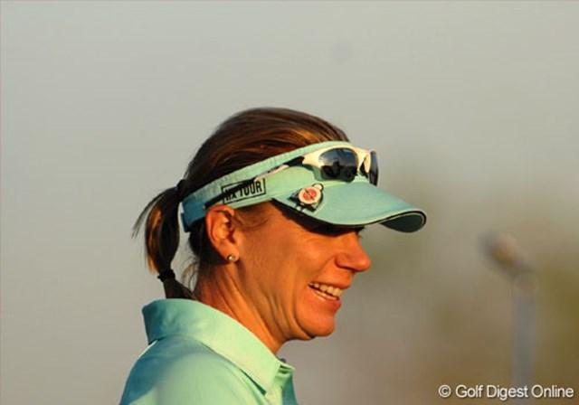 年間グランドスラムをかけたアニカ・ソレンスタムの戦いは9オーバー、31位タイに終わった