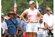 2007年 全米女子オープン 3日目 モーガン・プレッセル