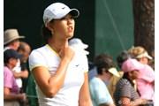 2007年 全米女子オープン 3日目 ミッシェル・ウィ