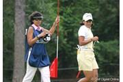 2007年 全米女子オープン 3日目 フリエタ・グラナダ
