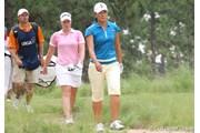 2007年 全米女子オープン 3日目 朴セリ
