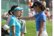 2007年 全米女子オープン 最終日 大山志保 ロレーナ・オチョア