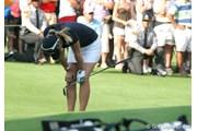2007年 全米女子オープン 最終日 モーガン・プレッセル