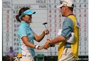 2007年 全米女子オープン 最終日 大山志保