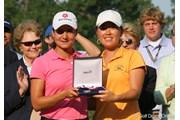 2007年 全米女子オープン 最終日 ロレーナ・オチョア アンジェラ・パーク