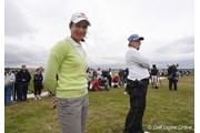 2007年 全英リコー女子オープン 2日目 ロレーナ・オチョア カレン・スタップルズ