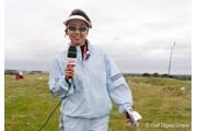 2007年 全英リコー女子オープン 2日目 東尾理子