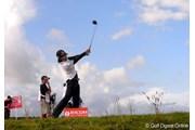 2007年 全英リコー女子オープン 3日目 宮里藍
