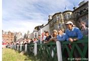 2007年 全英リコー女子オープン 3日目 ギャラリー