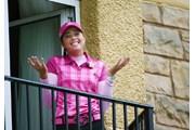 2007年 全英リコー女子オープン 最終日 ポーラ・クリーマー