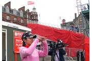 2007年 全英リコー女子オープン 最終日 宮里藍