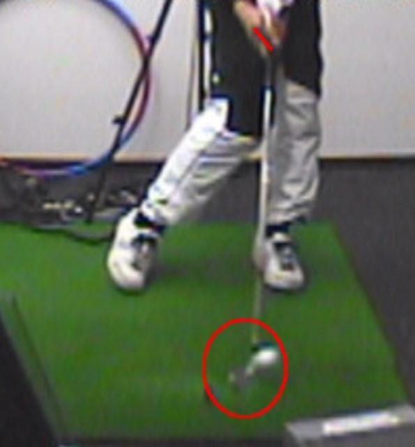 golftec ドローボールを打ちたい! 3-1