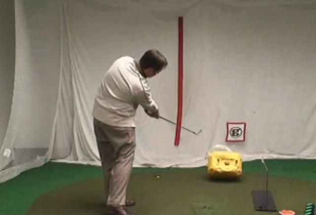 golftec ドローボールを打ちたい! 4-1
