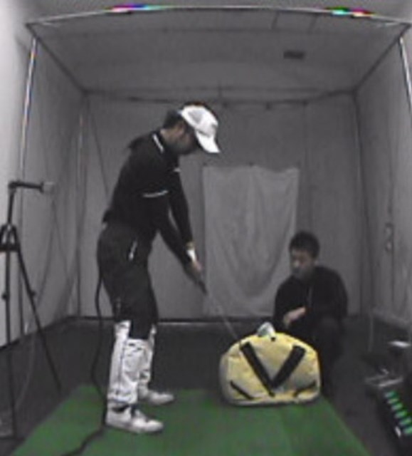 golftec ドローボールを打ちたい! 4-3