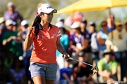 2013年 RRドネリー LPGA ファウンダーズカップ 3日目 宮里藍