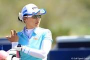 2013年 RRドネリー LPGA ファウンダーズカップ 3日目 有村智恵