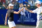 2013年 RRドネリー LPGA ファウンダーズカップ 3日目 ステーシー・ルイス