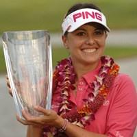 バーディ合戦を制し、ツアー2勝目を果たしたステイシー・プラマナスド フィールズ・オープンin Hawaii最終日