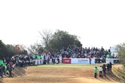 2013年 ヨコハマタイヤゴルフトーナメントPRGRレディスカップ 最終日 1番ティ
