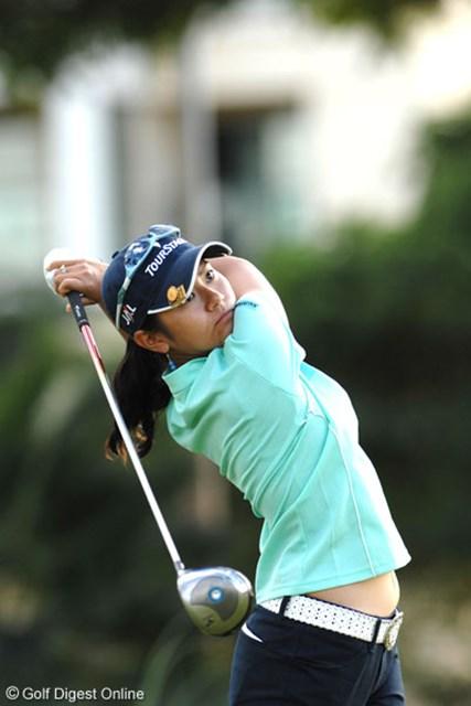 フィールズ・オープンin Hawaii2日目 暫定7位タイに浮上し、明日以降の活躍が楽しみな宮里藍