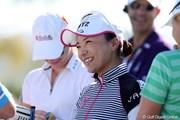 2013年 RRドネリー LPGA ファウンダーズカップ 最終日 有村智恵