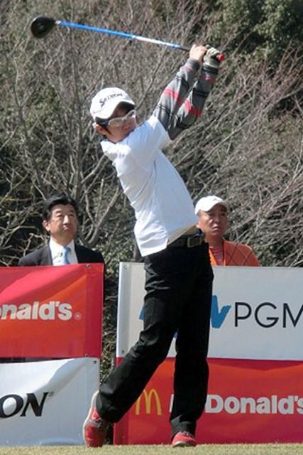 世界ジュニア日本代表選抜大会、関西・東海予選 ドライバーに苦しみながらもトップ通過の斉藤