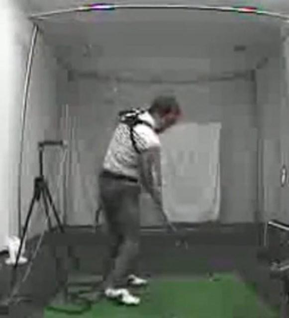 golftec インサイドアウトで振るためのトップを体感!1-1
