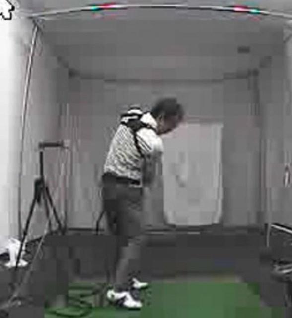golftec インサイドアウトで振るためのトップを体感!6-1