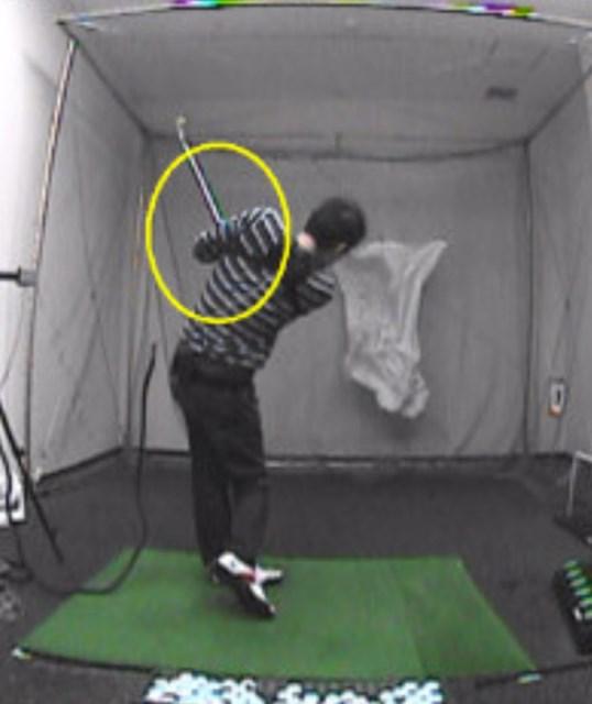 golftec フォローで引けちゃう左肘をどう直す? 1-1