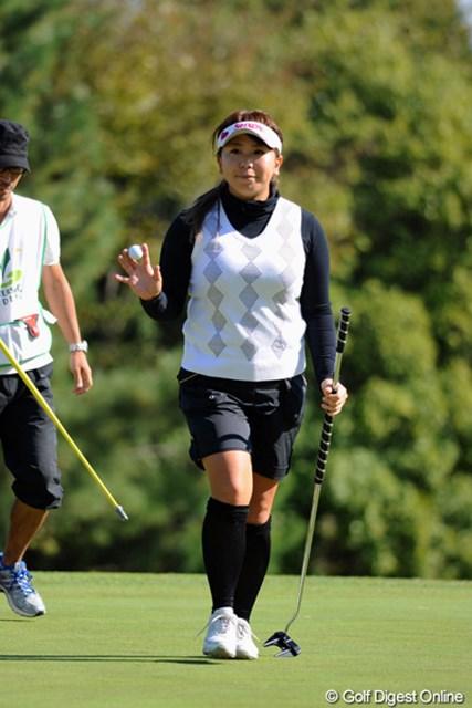 2013年度のLPGAミーティング委員長に就任。吉田弓美子のこだわり五箇条とは・・・