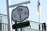 2013年 シェル・ヒューストンオープン 事前 レッドストーンGC1番ホール
