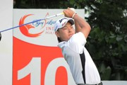 2013年 インドネシアPGA選手権 初日 藤本佳則