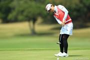 2013年 アクサレディスゴルフトーナメント in MIYAZAKI 2日目 横峯さくら